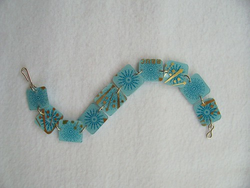 Blue Starbucks Bracelet