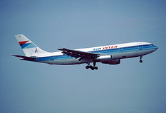 F-BUAE (@Eurospot) Tags: fbuae a300 airinter orly