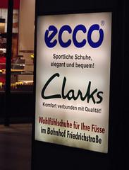 Clarks in German