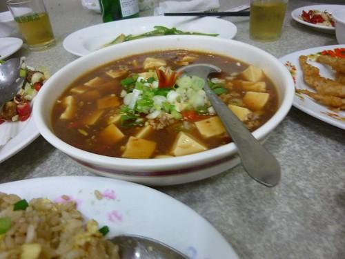北城海鮮:麻婆豆腐