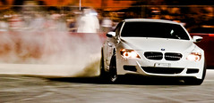 Be a monster || redbull drift contest (  || saud alageel) Tags: road sea cloud black speed canon lens mercedes 1 fly jump