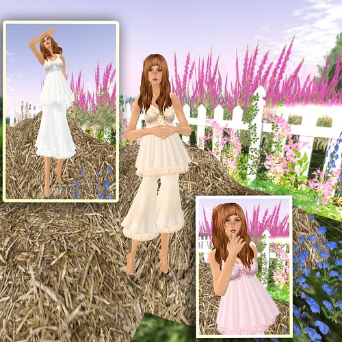 L'Abel ~Summer Collection ~Farmgirl by ElaraGloriana Scrabblebat