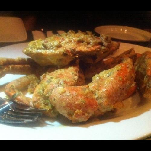 Crabfest at Omah's