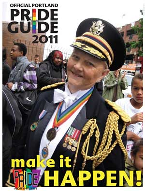 Official Pride Guide 2011
