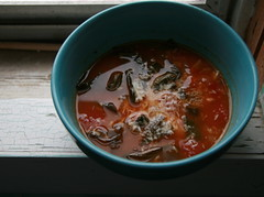 It's soup weather