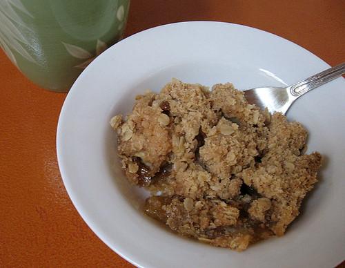 Recipes for apple cobbler