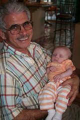 Grandpa and Hayden