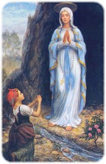 Notre-Dame de Lourdes, l'Immaculée Conception