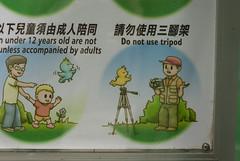 Don't use tripod