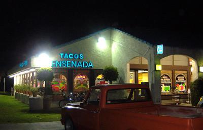 Tacos Ensenada - Exterior