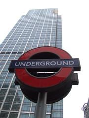 Jubilee Line - Canary Wharf