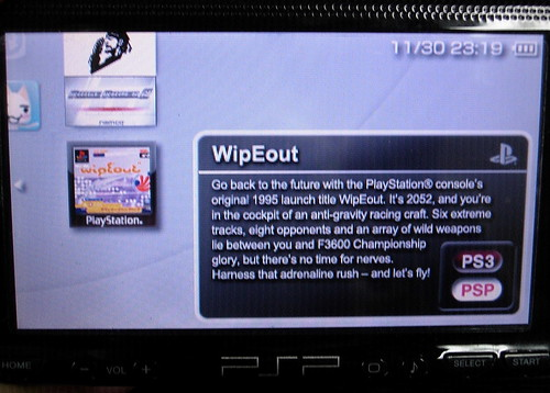 got wipeout for free!