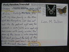 Capicola Gabagool writes from Franconia, New Hampshire, North America