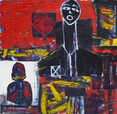 2 (SoulSoundDuo) Tags: art painting denmark mixed media artist contemporary rene australia canvas oil 2007 sinkjr sinkjar sinkjaer soulsoundduo