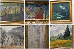 Impressions (chubbo129) Tags: newyork art museum fdsflickrtoys artist picasso monet impressionism met seurat vangogh metropolitanmuseumofart pissarro gaugin postimpressionism