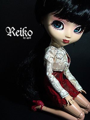 reiko's new look (by -=april=-)