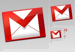 Gmail 512px - See description for download by autodafe0728