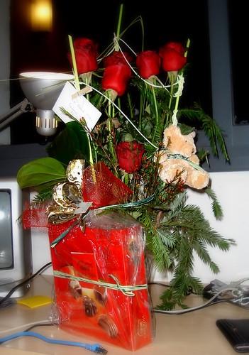 Un hermoso regalo de Navidad