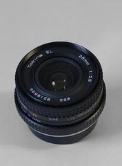 Tokina EL 28mm f/2.8 (A. WC L.) Tags: camera old canon lens prime 28mm el tokina equipment 5d canon5d  canonllens canonef85mmf12liiusm