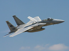 F-15 Flyby by james.maugham