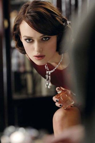 Keira Knightley and Atonement – a perfect marriage. January 4th, 2008