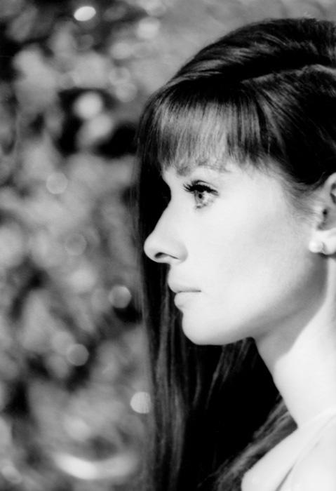 Audrey Hepburn de profil, Paris When It Sizzles, 1962