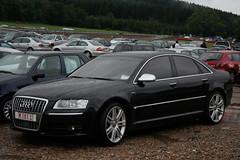Audi S8 (Philip VdV) Tags: black canon eos 350d xt exotic audi s8 carspotting philipvdv philipvandevondel