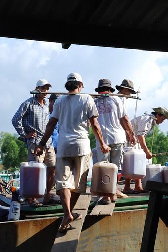 Khai Hoan fish sauce - Phu Quoc