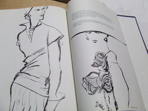 Illustrating Fashion by Eunice Moore Sloan 1968