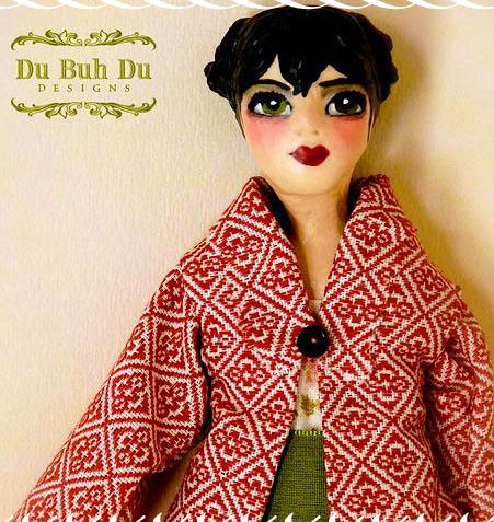 Du Buh Du Designs {art dolls}