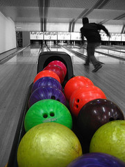 Bowling_1250 (trimmer741) Tags: motion colors alley play contest bn explore lane bowling abigfave