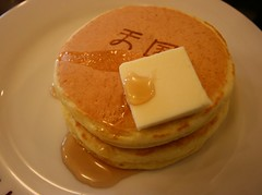 Pancakes and Butter