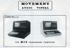 MOVEMENT PERCUSSION COMPUTER (MCS) 1983 (Neil Vance) Tags: uk blue brown david love broken girl sex dave angel digital computer john that hearts for is big pain movement eric aqua heart julia sweet drum cut brother howard percussion no album duo fear vince first 8 neil stranger pop sean virgin aberdeen stewart synth 80s soul 1984 hate lp annie british mick karn shame et rare bit mcs clarke rhythm vance whos crimes lennox dmx summerset eurythmics burrows dickenson goodway freems thorngren neilvance davegoodway