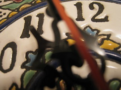 Clocking (ianjacobs) Tags: texture clock closeup surrealism surface numbers disorder psychedelia clocks surfaces clockface 1156 digitalmacro almostmidnight textureexperiments itsgettingfastermovingfasternowitsgettingoutofhand