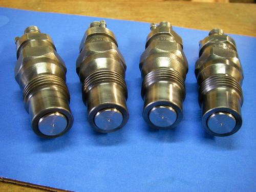 rebuilt injectors