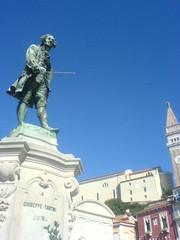 Giuseppe Tartini in Piran