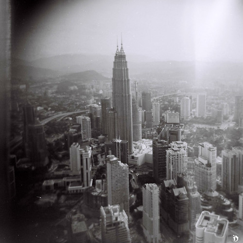 Holga in Black