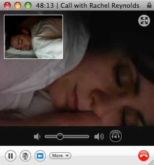 Ambient Skype