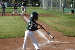 CJ's 2008 Baseball Team