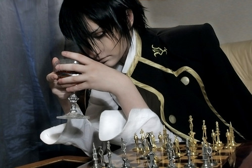 Code Geass – Hangyaku no Lelouch Lelouch Lamperouge Cosplay Fotos