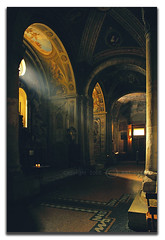 San Michele, Pavia, Italy (artundform) Tags: light italy sunlight church architecture licht nikon worship ray kirche chapel soe erwin lightpainter pavia artform strahl godslight flickrsbest passionphotography mywinners anawesomeshot superbmasterpiece flickrphotographeraward 469photographer artundform