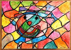 Desenho da Bianca - CLIQUE AQUI PARA AMPLIAR