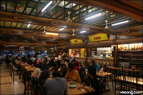 Haji Samuri satay kajang restaurant