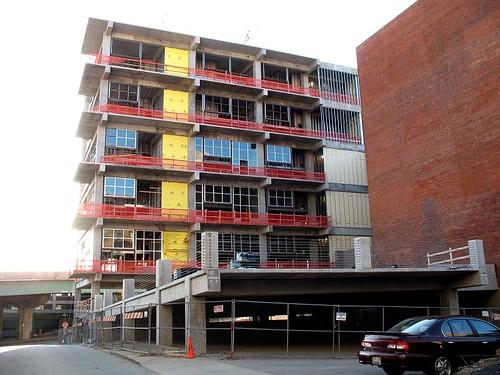Parker Flats April 7, 2008
