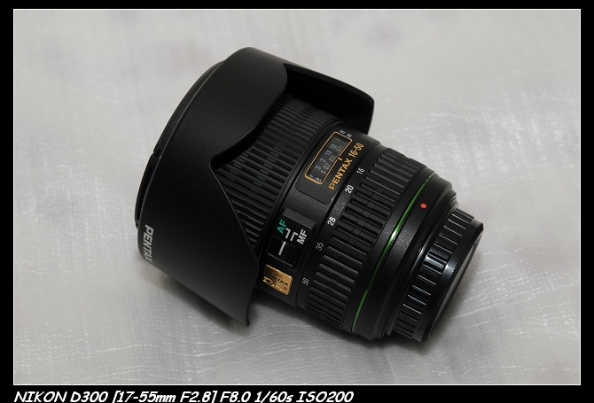 [分享]PENTAX DA* 16-50 F2.8 & DA* 50-135 F2.8