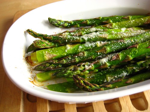 it's asparagus time!