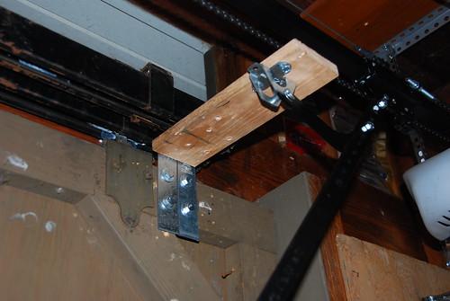 8 foot garage door opener 2