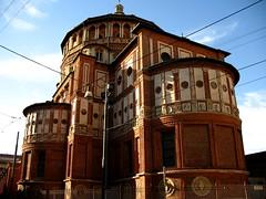 Santa Maria delle Grazie (francesbean) Tags: