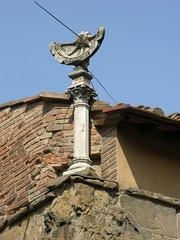 Relogio n'el Ponte Vecchio (Mili Flener) Tags: italy florence italia time florencia reloj firenze toscana zeit uhr clok alarecherchedutempperdu toempo