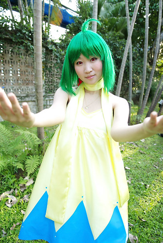 Macross Frontier Ranka Lee Cosplay